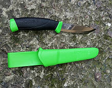 Нож Mora Companion GREEN 12158, фото 2