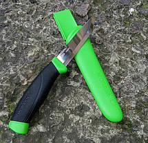 Нож Mora Companion GREEN 12158, фото 3
