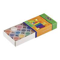 Краски гуашь ZB.6601 Zibi, 12 цветов
