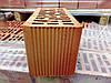 Керамический блок (двойной кирпич) 2NF (2НФ) СБК размер 250*120*138 М-100