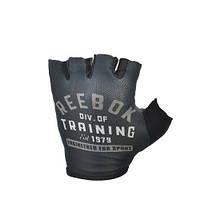 Перчатки для фитнеса Reebok Div Training р. S (RAGB-11234DT), фото 1