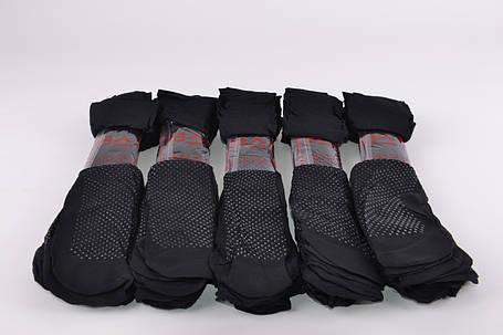 Носки капроновые с тормозом Черные (YL218/BL) | 10 пар, фото 2
