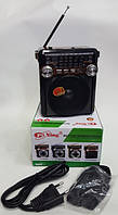 Радио с аккумулятором USB Puxing PX-301, фото 1