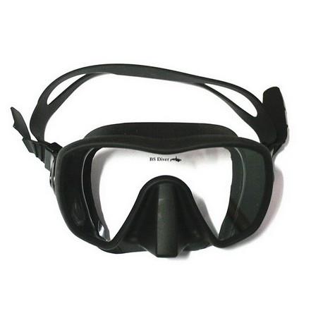 Маски для подводного плавания BS Diver Fox MID моностекло