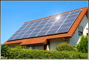 Комплект автономной солнечной электростанции, мощность 1 кВт, фото 2