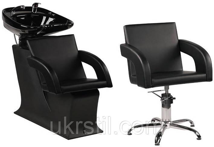 Комплект парикмахерской мебели Tina Lux