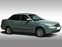 Автомобильные чехлы ВАЗ 2170 Priora, sedan