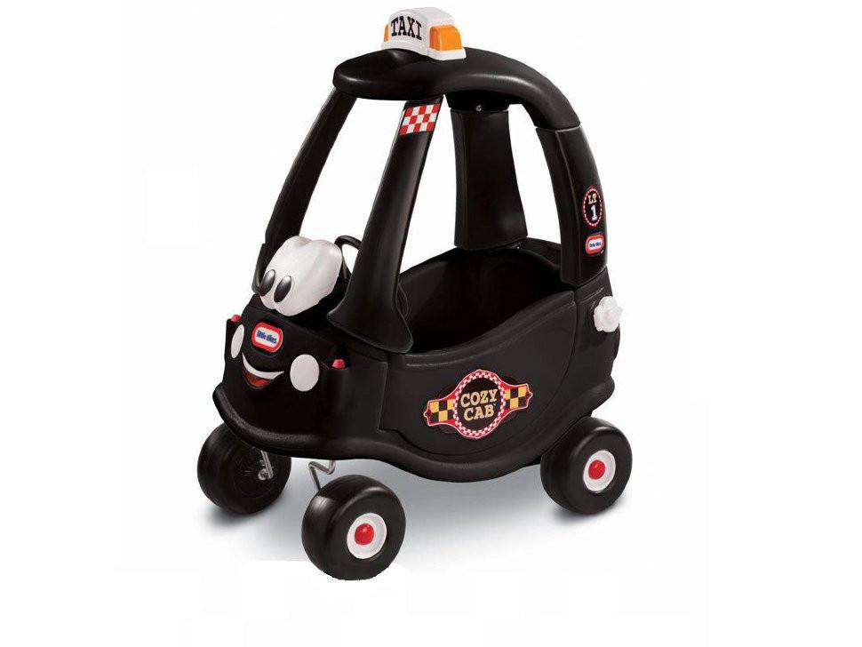Машинка самоходная Такси Little Tikes 172182