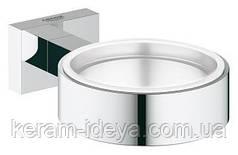Держатель стакана Grohe Essentials Cube 40508001