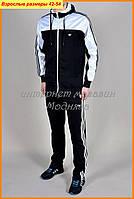 Спортивный костюм Адидас с кофтой-регланом