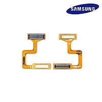 Шлейф для Samsung S3600, межплатный, с компонентами, оригинал