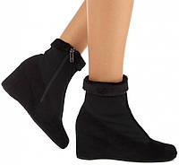 Черные ботинки Thierry Rabotin, фото 1