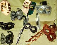 Прокат карнавальных масок