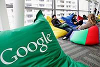 Несерьёзный Google и его бескаркасная мебель