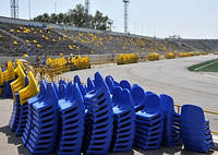 Сидение стадионное пластиковое