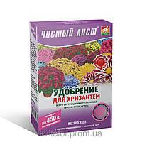 """Удобрения """"Чистый Лист"""" для хризантем (300 г)"""