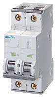 Автоматический выключатель Siemens 5SY6225-7 25A тип С
