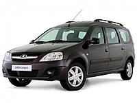 Автомобильные чехлы ВАЗ (Lada) Largus 2012 -> раздельная задняя спинка