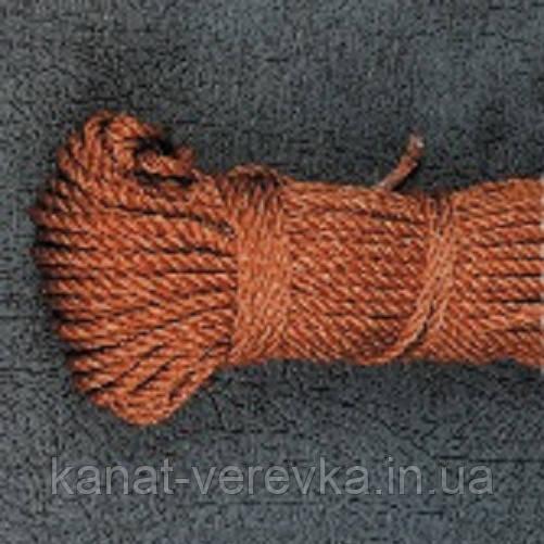 Фал кордовый 8 мм крученый , фото 1