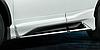 Спойлеры порогов Lexus RX 450h