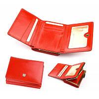 Кошелек, бумажник женский из итальянской кожи