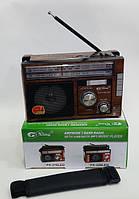 Радио Puxing PX-319 LED с фонарем USB TFcard  SD MMC, фото 1