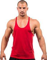 Майка мужская спортивная Original Red #4019