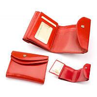 Кожаный бумажник женский из итальянской кожи
