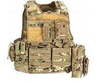 Жилет тактический Defcon5 Body Armour Full Set