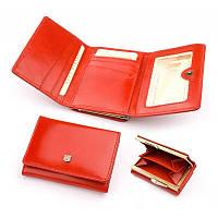 Бумажник-кошелек женский из итальянской кожи