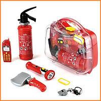 Детский набор пожарника в кейсе Klein 8984