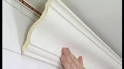 Галтели/багеты: наклейка/шпаклевка/покраска (до 100 мм)