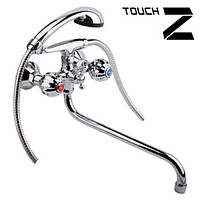 Смеситель для ванны Touch-Z OLYMPIC 1430 s