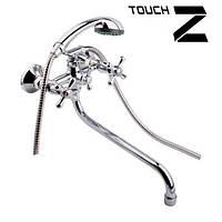 Смеситель для ванны Touch-Z OLYMPIC 1432 s