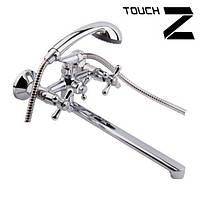 Смеситель для ванны Touch-Z OLYMPIC 1432 lux