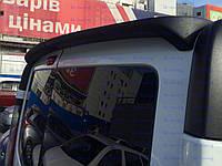 Спойлер Опель Виваро на крышу распашенка