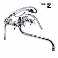 Смеситель для ванны Touch-Z VILLA 143 - 06