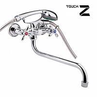 Смеситель для ванны Touch-Z VILLA 714 - 06/08