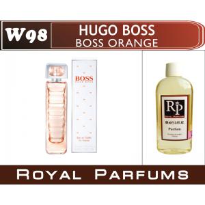 """Духи на разлив Royal Parfums 100 мл Hugo Boss «Boss Orange women» (Хьюго Босс «Оранж вумен») - @Гламур маркет"""" в Одессе"""