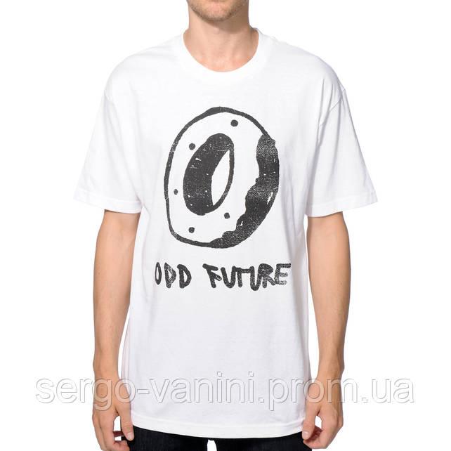 Футболка мужская стильная Odd Future Donut Sketch