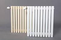 Вертикальные радиаторы 1400*140 (3 секции) Maxiterm Linx Light