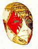 Прокат венецианских карнавальных масок из папье-маше