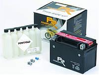Мото аккумулятор Yucell PoweRoad YT9B-BS