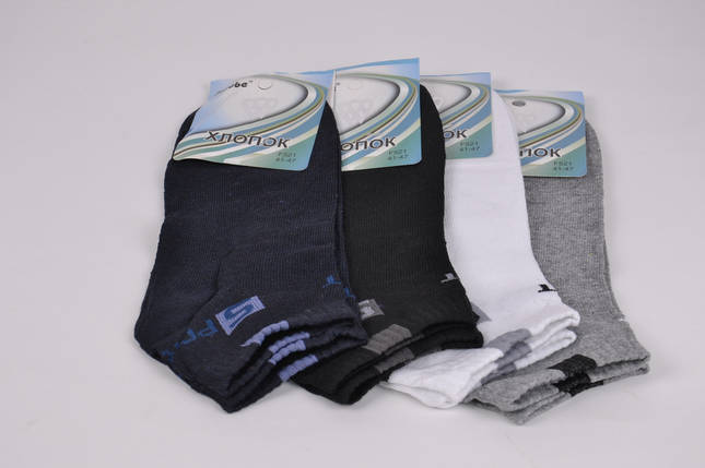 Мужские носки Sport заниженные (Aрт. F521-1), фото 2