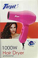 Дорожный складной фен для волос Target TG-838 1000W