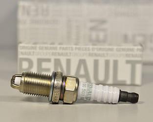 Свеча зажигания на Renault Kangoo 2001->1.4i, 1.6i 16v  —  Renault (Оригинал) - 7700500168