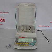 Весы аналитические ANG220 (АХIS)