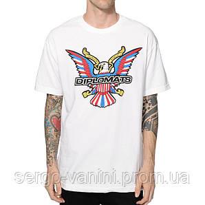 Футболка мужская стильная The Diplomats Dipset USA Eagle Logo