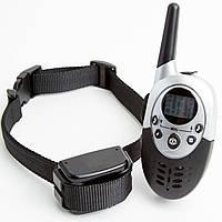 Влагозащищённый электроошейник для собак на аккумуляторах на расстоянии до 800 метров (мод. DC-40)