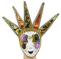 Прокат венецианских карнавальных масок пластиковых